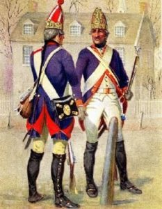 Hessians at Trenton