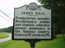 James Hall Marker