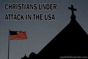 Attack On Christianity