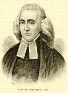 Samuel Stillman