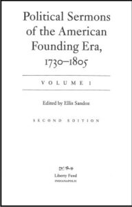 Political and Founding Sermons