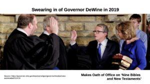 DeWine Swearing In