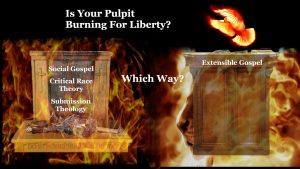 Pulpits On Fire